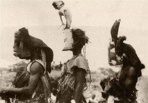 Masques Dogon - Mali - 1934 - Michel Leiris